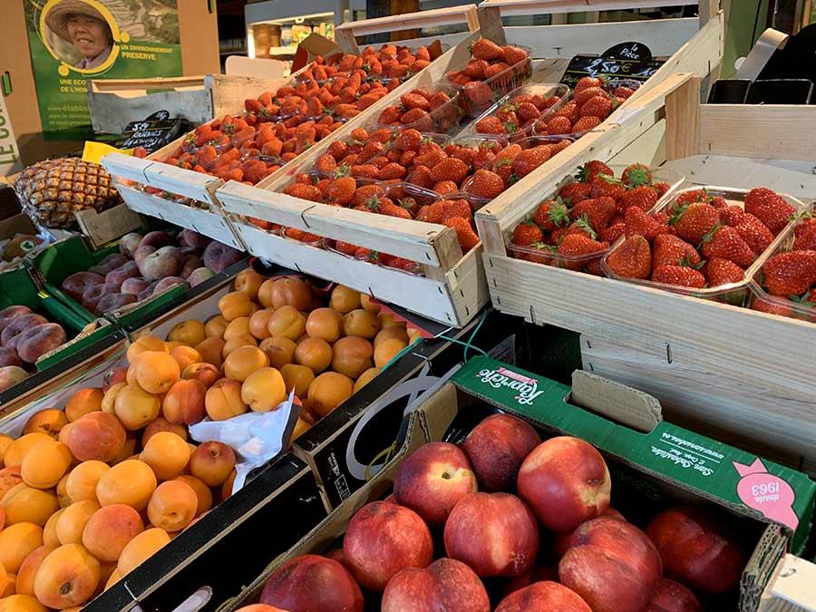 Fruits et légumes Lectoure